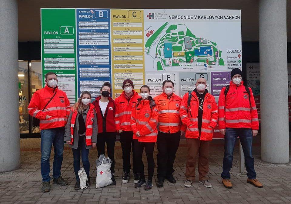 Pomáháme v Karlovarském kraji