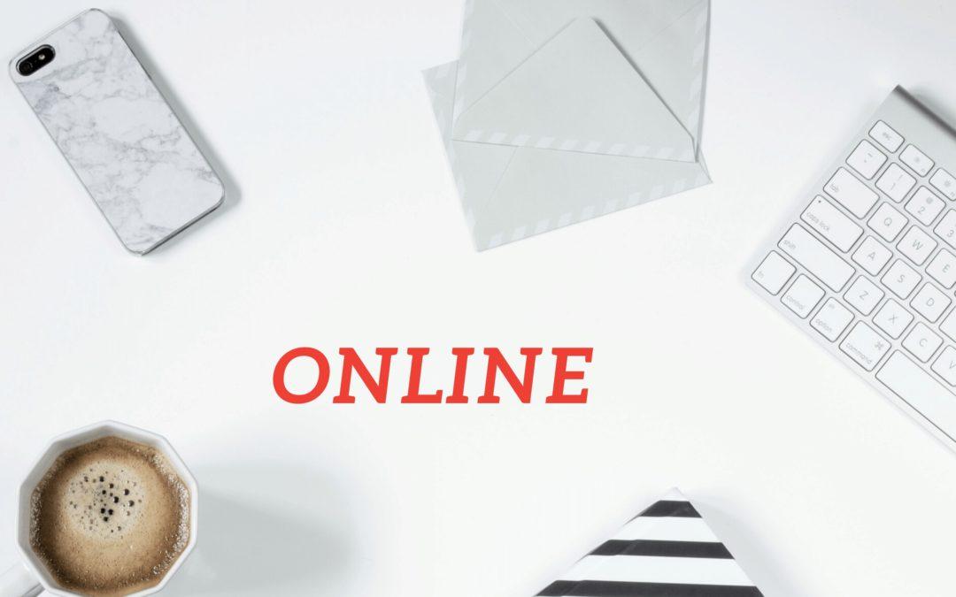 Školení a kurzy on-line